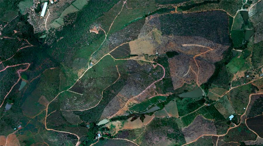 Cartografía alta resolución vicha caribe