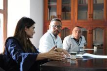 Direcciones Territoriales del IGAC en Atlántico, Bolívar y Magdalena pasaron al tablero
